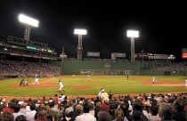 Fenway Park, courtesy of BostonUSA.