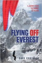 Flying off Everest book jacket