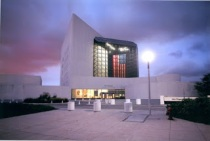 JFK Library, courtesy of JFK  Library